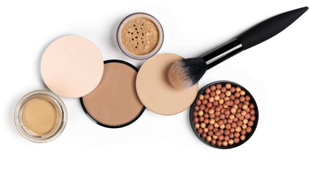 Lohnherstellung dekorative Kosmetik-Puder-Makeup